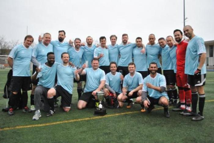 Flying Beaver Masters Cup Winners 2020